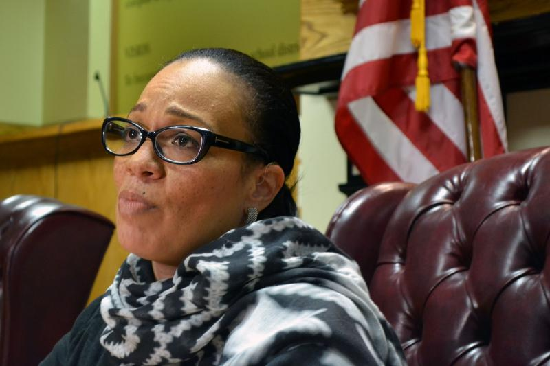 Syracuse school superintendent Sharon Contreras. (File photo)