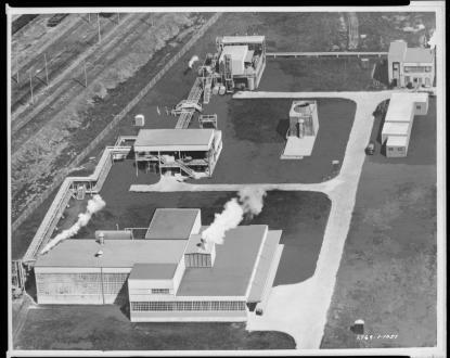 Goodyear Chemical Factory, Niagara Falls, N.Y.