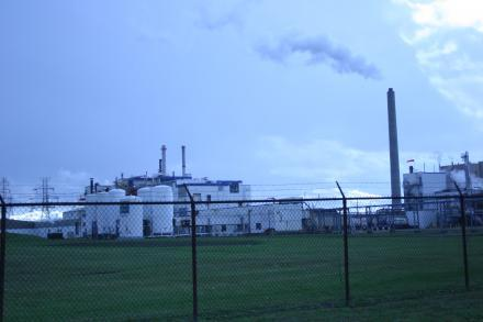 Goodyear Chemical Factory, Niagara Falls, 2013