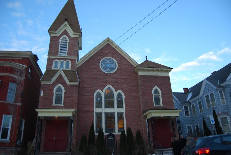 The Christ Lutheran Church in Little Falls is shutting its doors after more than a century.