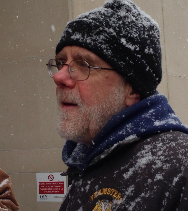 Green Party candidate Howie Hawkins will run for governor in November