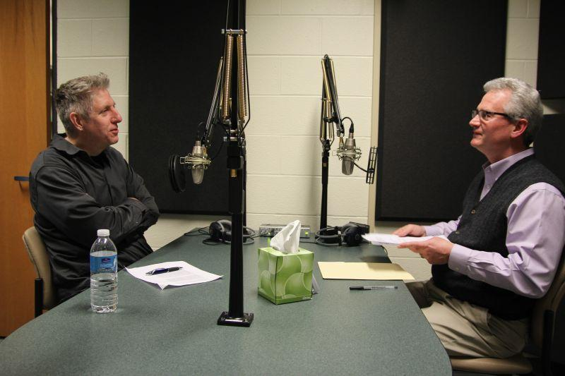 Kevin Dunn, professor of political science at Hobart and WIlliam Smith Colleges, speaks with Campbell Conversations host Grant Reeher
