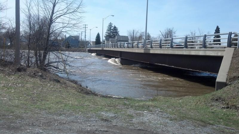 Black River in Watertown