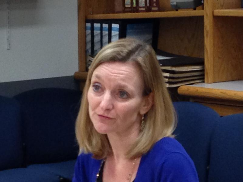 Dr. Cynthia Morrow has been Onondaga County Health Commissioner for nine years.