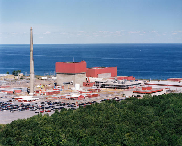 The James A. Fitzpatrick Nuclear Power Plant