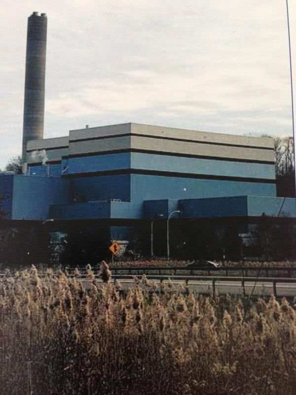 Onondaga County's Waste-to-Energy Facility in Jamesville.