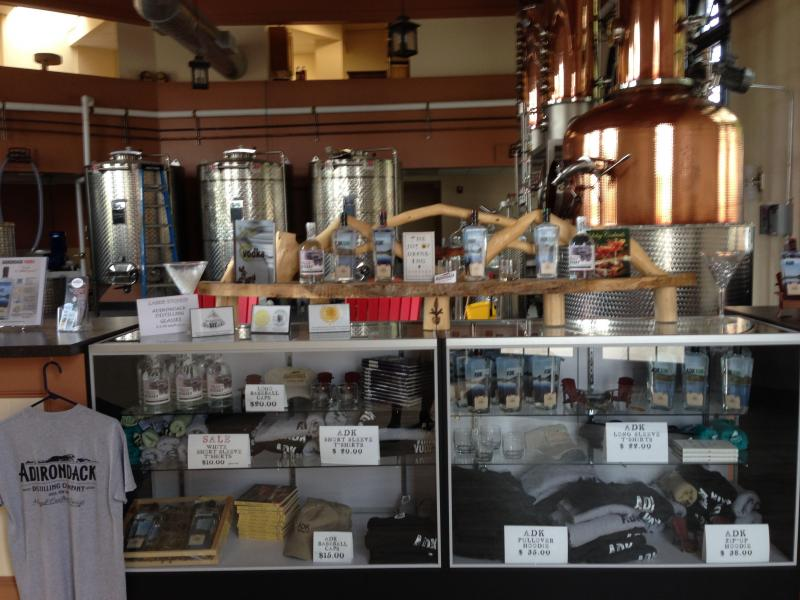 Aidrondack Distilling Company in Utica