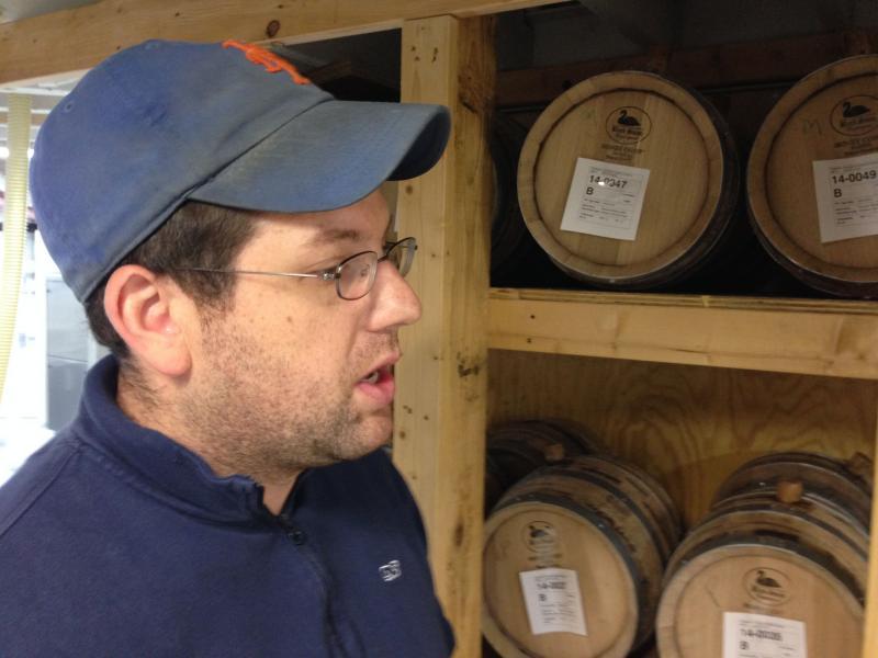 Distiller Jordan Karp