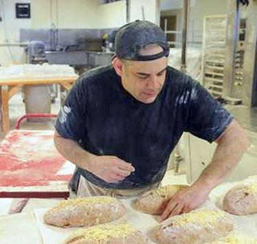 Matt Funiciello is a long-time business owner and founder of the Rock Hill Bakehouse in Glens Falls.