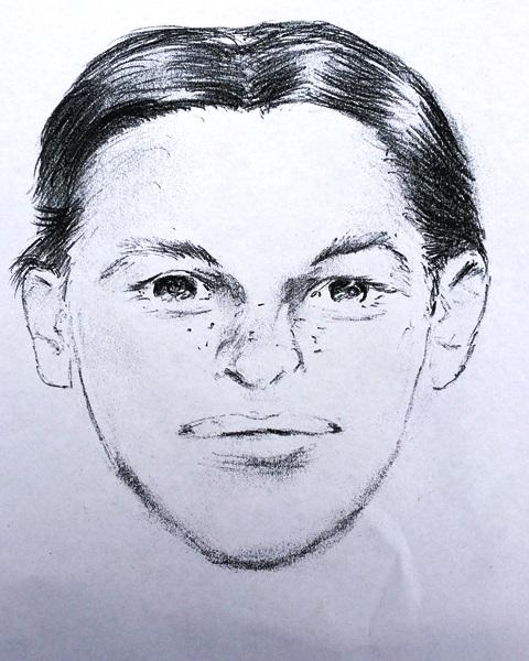 A sketch released by police of 12-year-old Fannie Miller, who was abducted Wednesday with her 6 year old sister Delila. Both girls were found safe Thursday night.