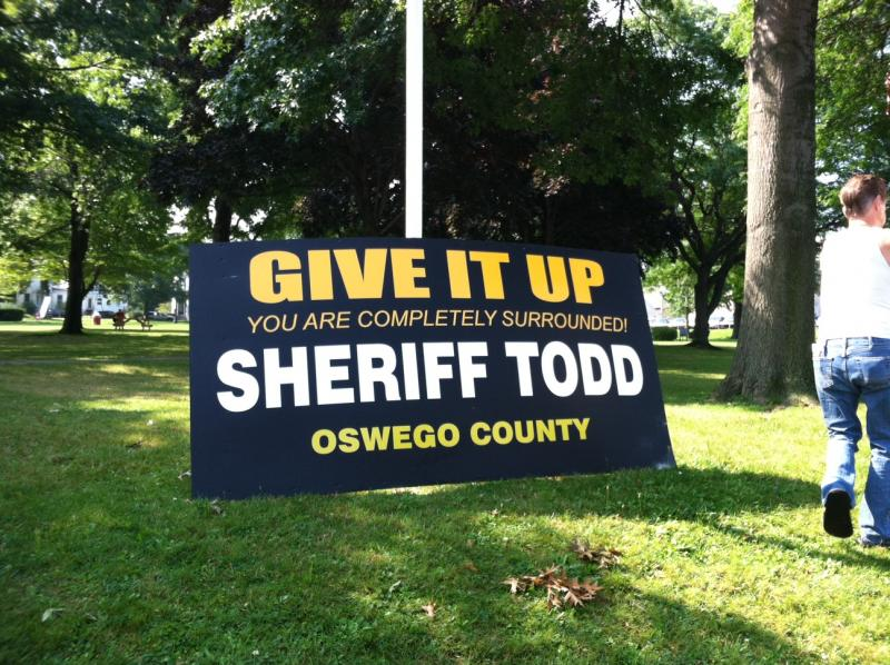 The Oswego County Sheriff's Department came under fire for its handling of the Heidi Allen case.