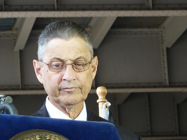 Assembly Speaker Sheldon Silver, D-Manhattan.