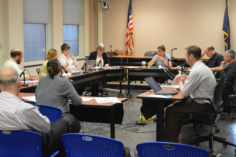Ithaca's Planning and Development Board discussed the city's comprehensive plan Tuesday, June 30.
