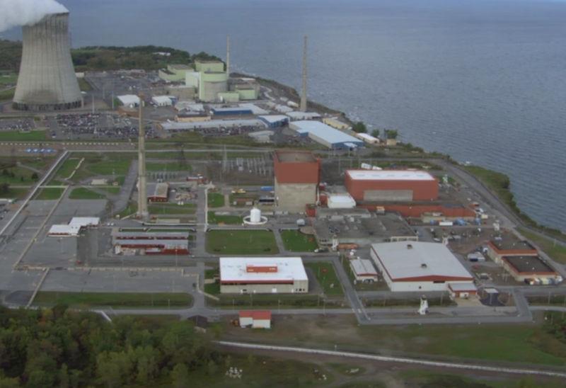 A new study finds that upstate nuclear power plants like FitzPatrick keep energy prices down.