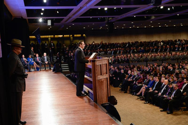 Gov. Andrew Cuomo delivered his budget plan at his State of the State address last week.