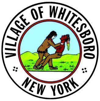 The village seal of Whitesboro.