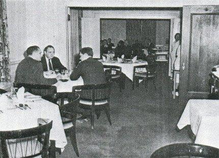 The Club was exclusively male until a drop in membership forced the board of directors to bring women into the club in the late 1970s.