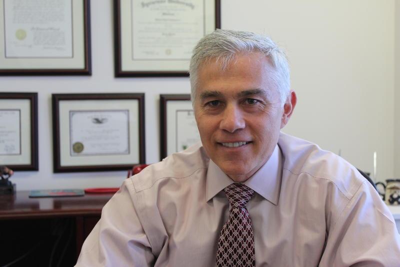 Onondaga County Comptroller Bob Antonacci