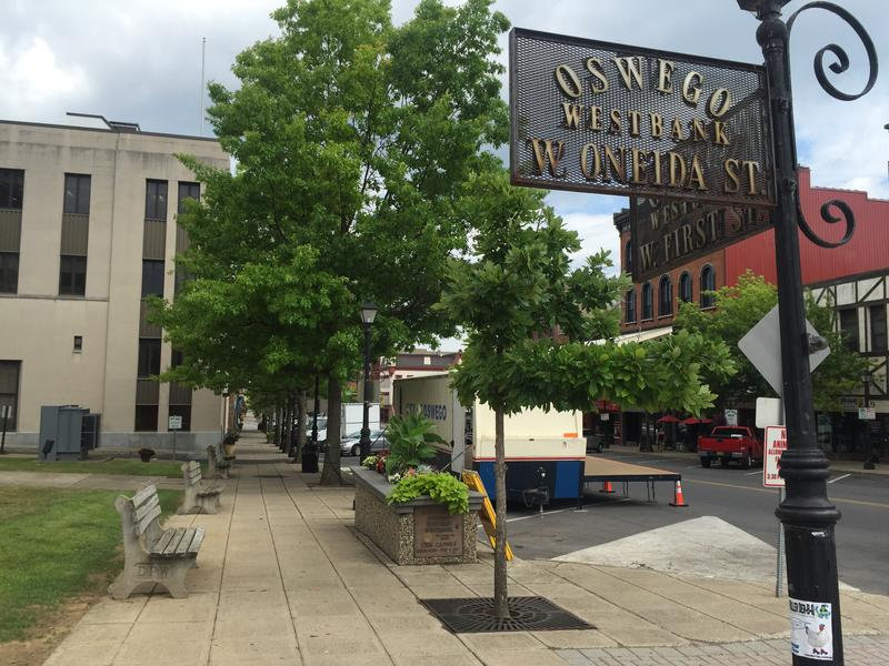 The city of Oswego has won $10 million from New York state to revitalize its downtown.
