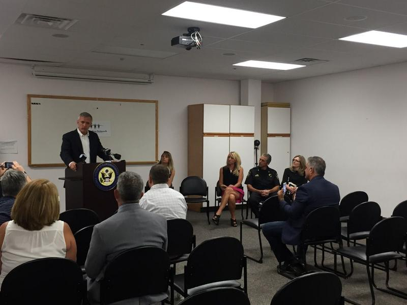 Central New York Rep. John Katko (R-Camillus) talks about a recently passed bill that expands prevention, education and treatment of opioid abuse and reforms federal punishment related to opioid possession.