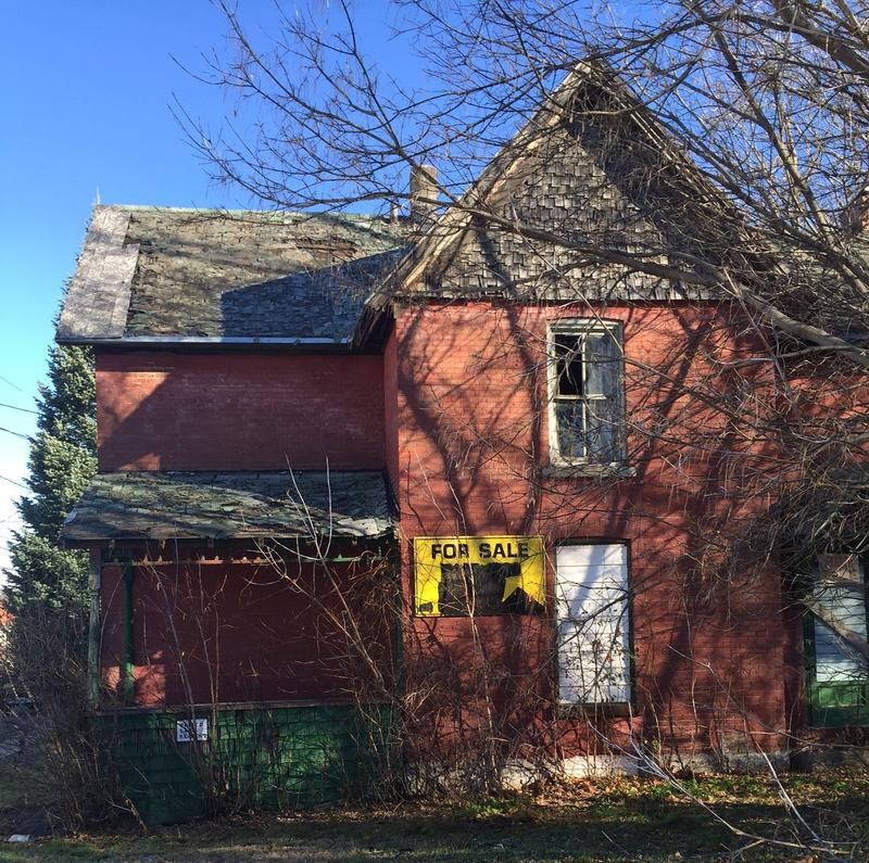 There are 150 abandoned homes in Watertown.
