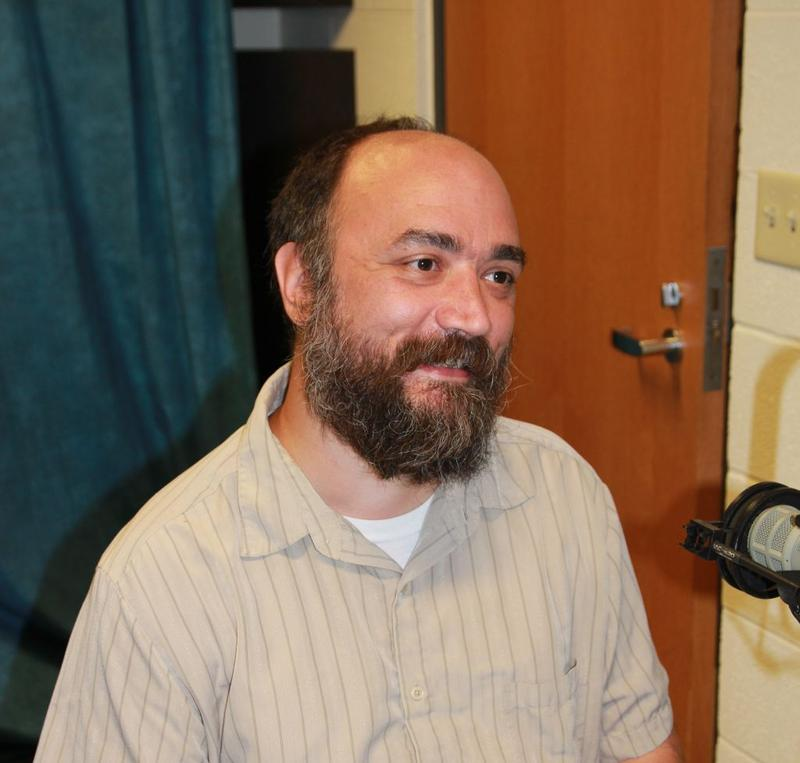 Poet Christopher Citro