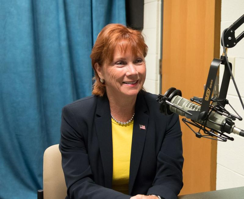Kim Myers is the Democratic candidate running for New York's 22nd Congressional District seat