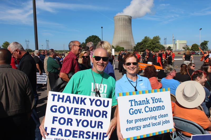 New York's Clean Energy Standard, which includes subsidies for financially strugging nuclear power plants, helped save the FitzPatrick Nuclear Power Plant in Oswego County.