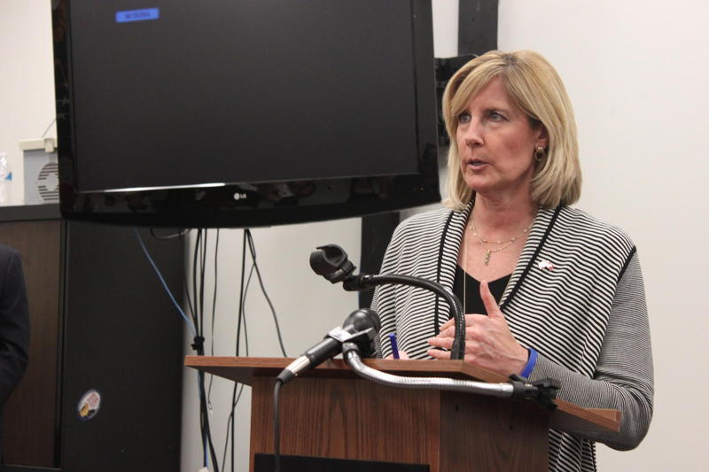 Republican Claudia Tenney is an Assemblywoman from Oneida County and led a recent poll of the race.