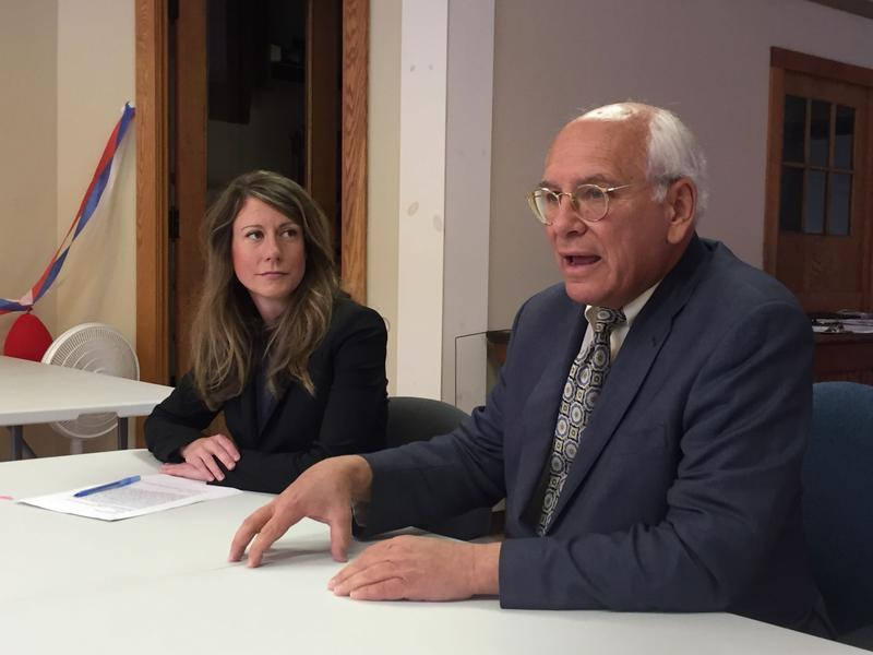 Democratic candidate Colleen Deacon and Rep. Paul Tonko (D-Amsterdam) advocate for a more progressive environmental agenda in Congress. Deacon is challening incumbent Rep. John Katko (R-Camillus) in New York's 24th Congressional District.