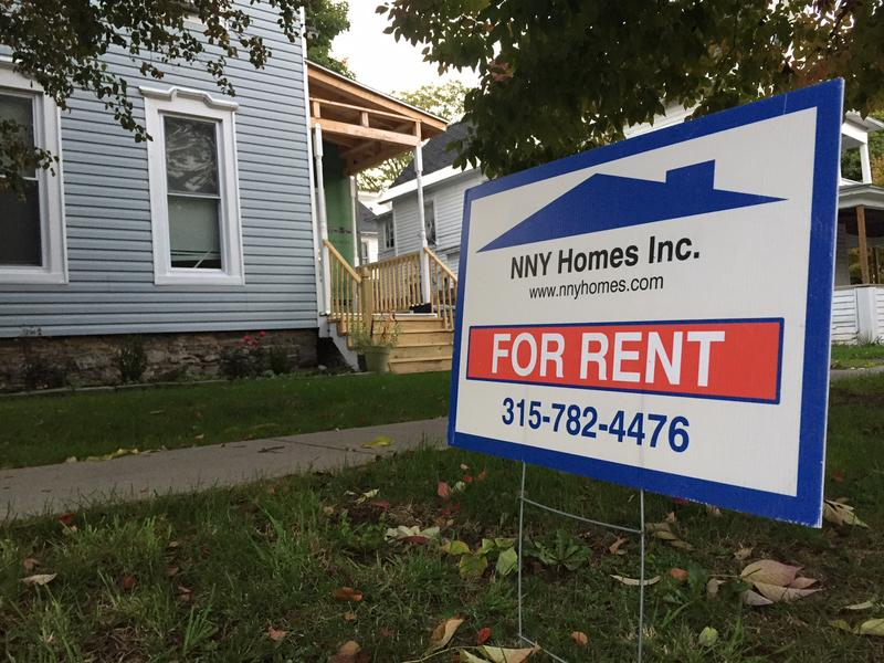 Under a new law, landlords will have to register their properties with the city.