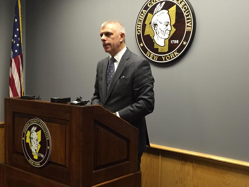 Oneida County Executive Anthony Picente and other Mohawk Valley lawmakers are concerned that Gov. Andrew Cuomo is neglecting their region after he failed to mention the area or its economic development projects in his 2017 State of the State speeches.