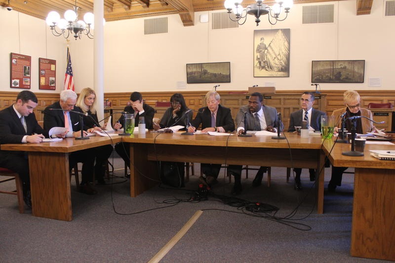 The Syracuse Common Council.