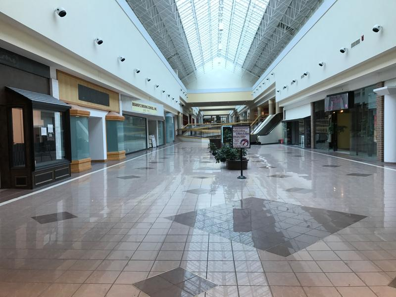 ShoppingTown Mall in DeWitt has been losing tenants for years. Onondaga County officials say they will take over the property if the mall's owners don't pay back taxes by Oct. 22