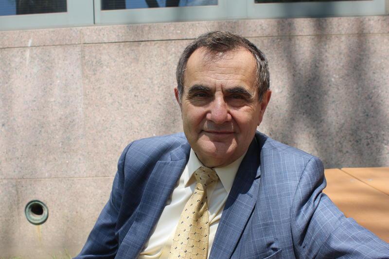 Councilor Joe Nicoletti in Syracuse.