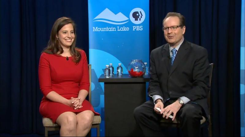 Rep. Elise Stefanik on Mountain Lake PBS.