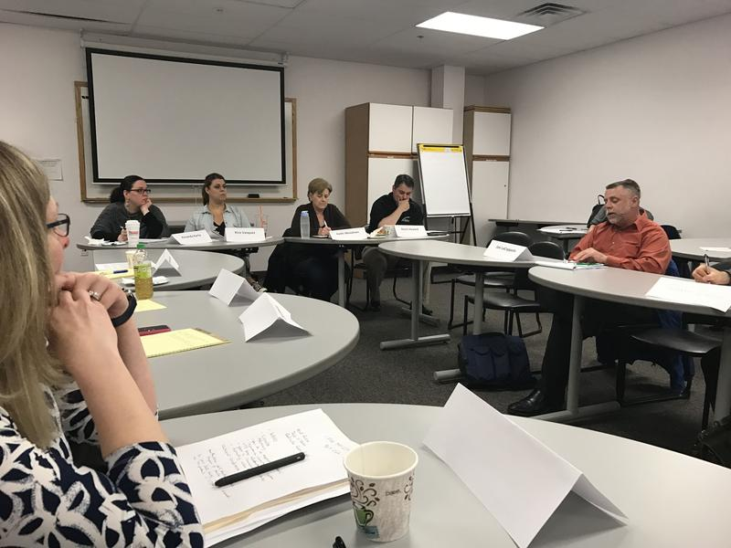 A coalition of addiction treatment clinics from cities in central and northern New York meet every month to increase and improve the region's medication-assisted treatment programs in an effort to battle the opioid epidemic.
