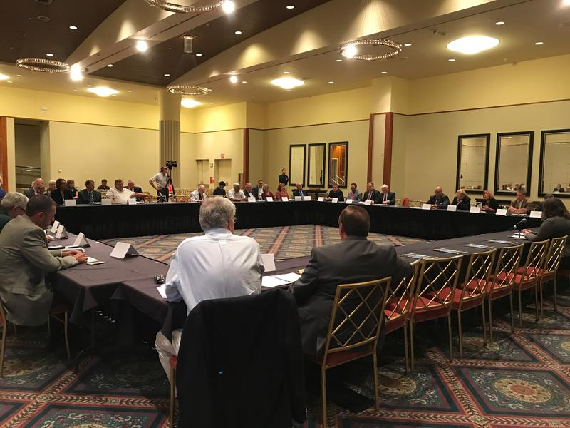 The Onondaga County shared servoces committee meets Wednesday