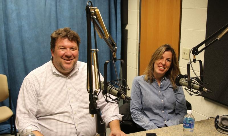 "Jonathan Allen and Amy Parnes, authors of ""Shattered: Inside Hillary Clinton's Doomed Campaign"""