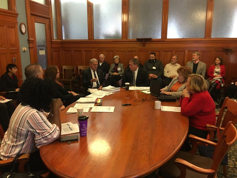 The Onondaga County Legislature Health Committee.