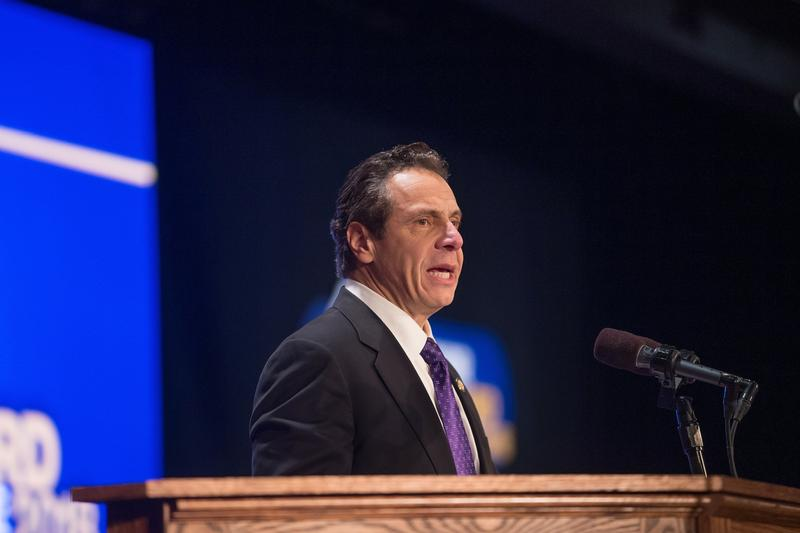 Gov. Andrew Cuomo delivered his eighth State of the State address Wednesday in Albany