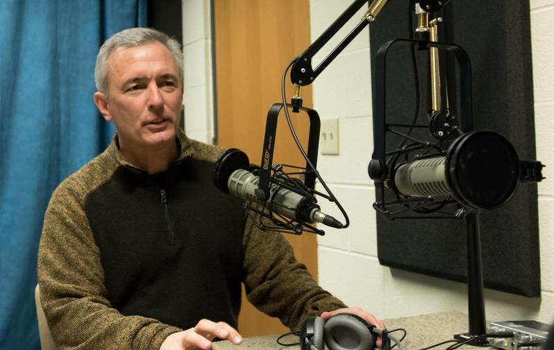 Rep. John Katko (R-Camillus) is this week's guest on the Campbell Conversations