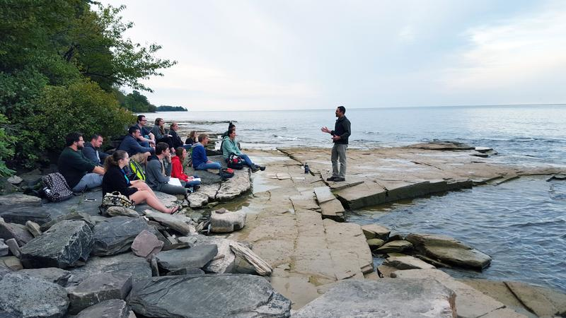 With its new Grand Challenges project, more SUNY Oswego classes will explore the issues that affect fresh water resources, like Lake Ontario.