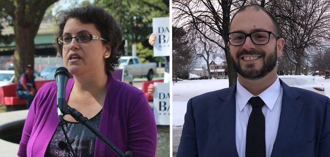 Democratic candidate Dana Balter has won endorsements from all of the 24th Congressional District's county Democratic committees, but Bill Bass is planning to challenge her in a June primary.