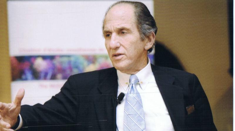 Yale Emeritus Professor Ted Marmor