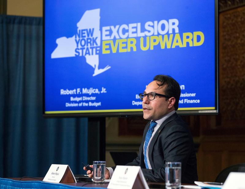 New York State Budget Director Robert Mujica details 30-Day Amendments to Gov. Cuomo's 2019 executive budget