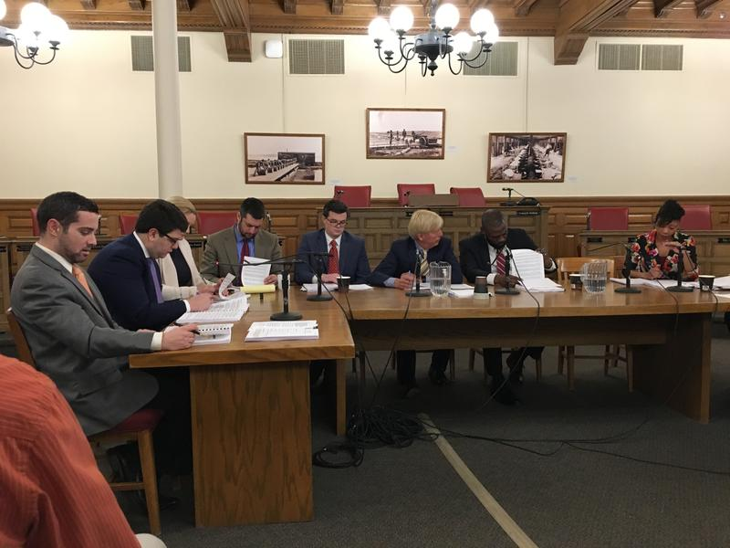 The Syracuse Common Council at it's meeting Monday