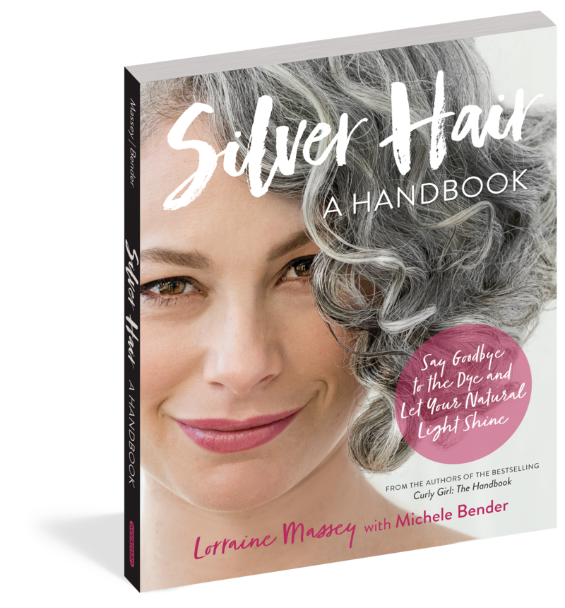Lorraine Massey's book is a guide to loving going gray.