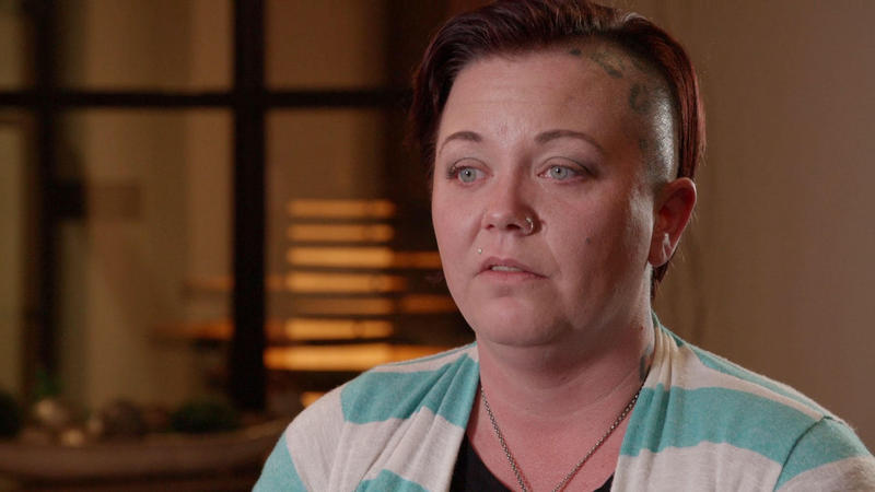 Stephanie Forrester is in recovery now, but she struggled with drug dependency for years.