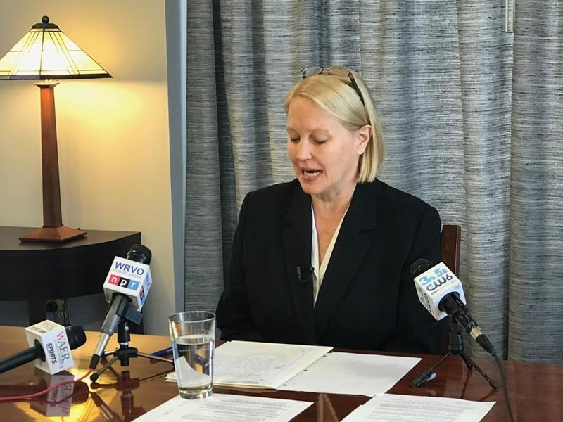 Onondaga County Executive Joanie Mahoney.